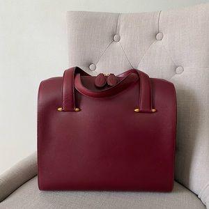 Cartier Vintage Top Handle Bag